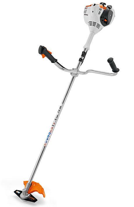 Débroussailleuse Stihl FS 56 C-E 27.2cc (bicyclette)