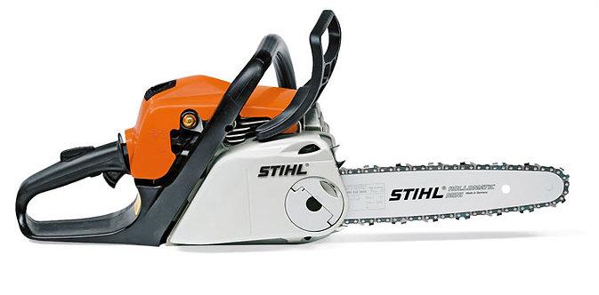 Scie à chaîne Stihl MS 181 C-BE