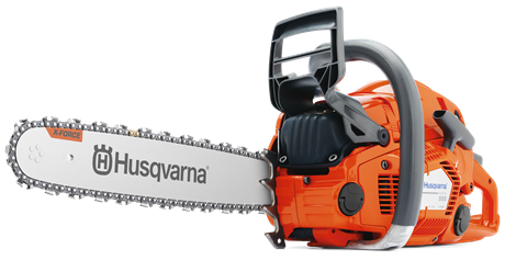 Scie à chaîne Husqvarna 555