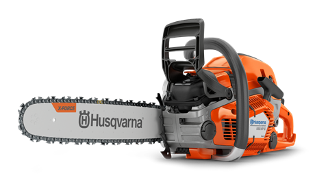 Scie à chaîne Husqvarna 550 XPG Mark II (Poignées chauffantes)