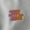 Thumbnail: We Will Logo Sticker