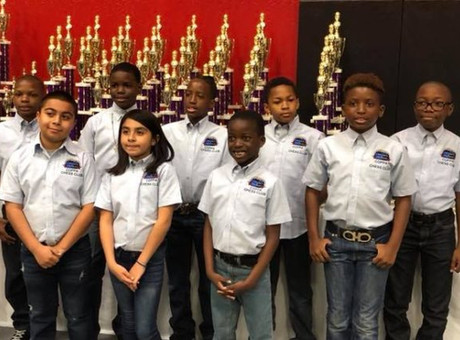 COPPA Chess Club Competed At National Chess Tournament In San Jose