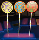 prop lollipops wonka party theatre prop