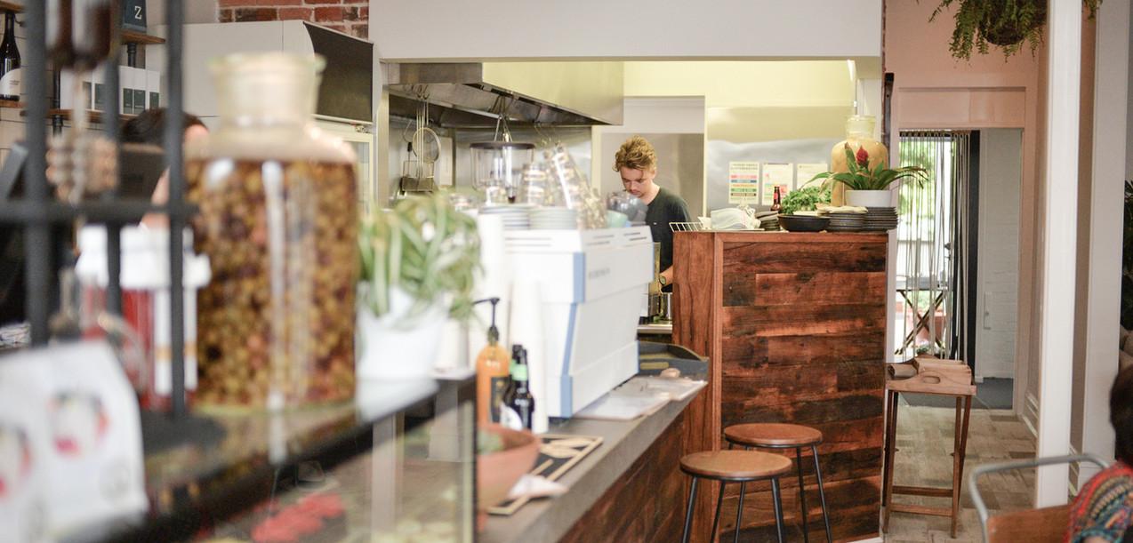 Cafe/Bar renovation