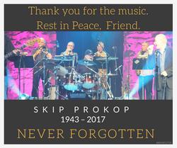 Skip Prokop- 1943 – 2017