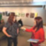 Faubert, Gagnante premier prix du concours de la Galerie Horizon, 53B, rue George, Sorel-Tracy