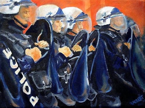 Police Partout !!!