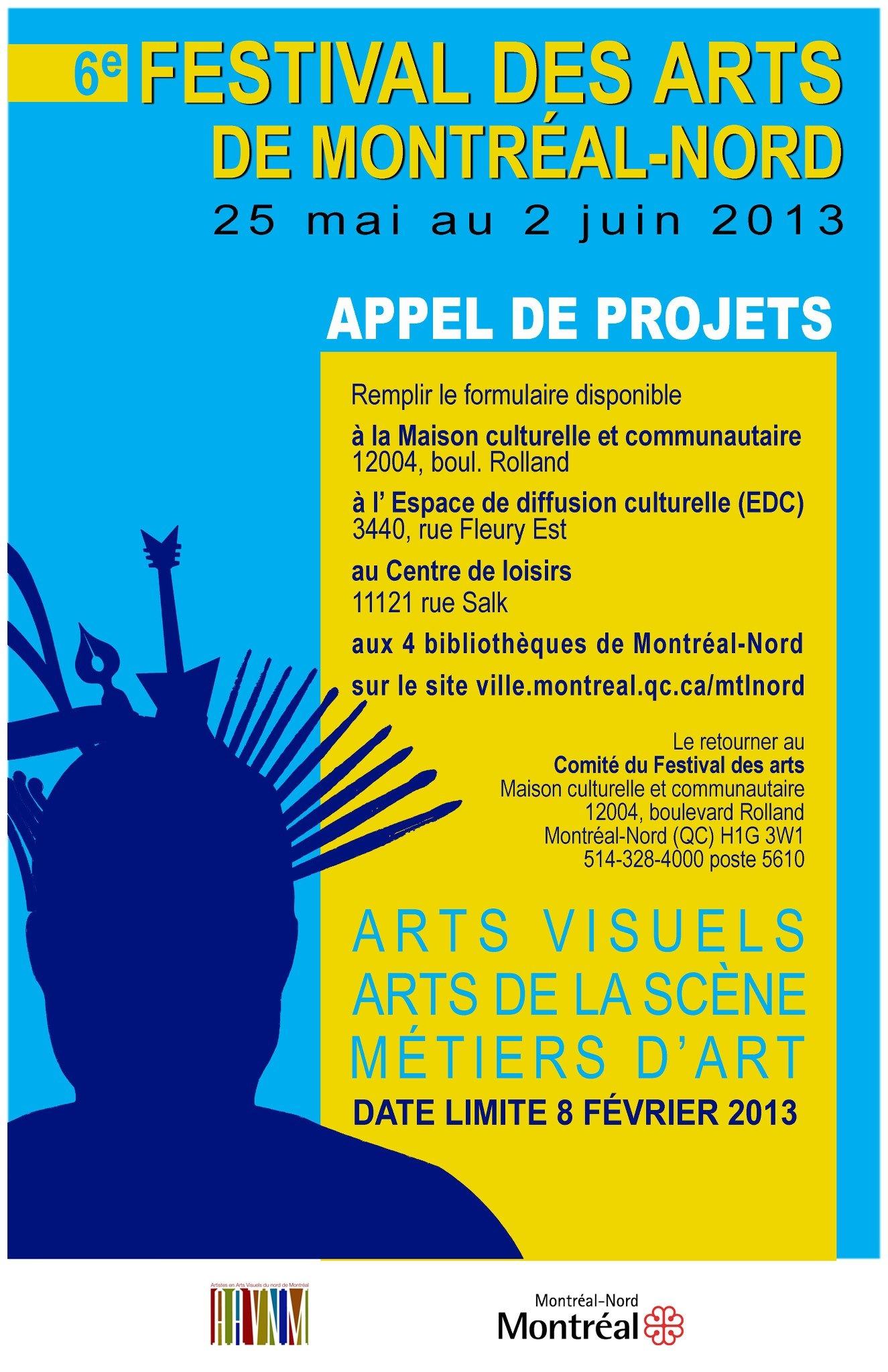 Festival des arts 2014