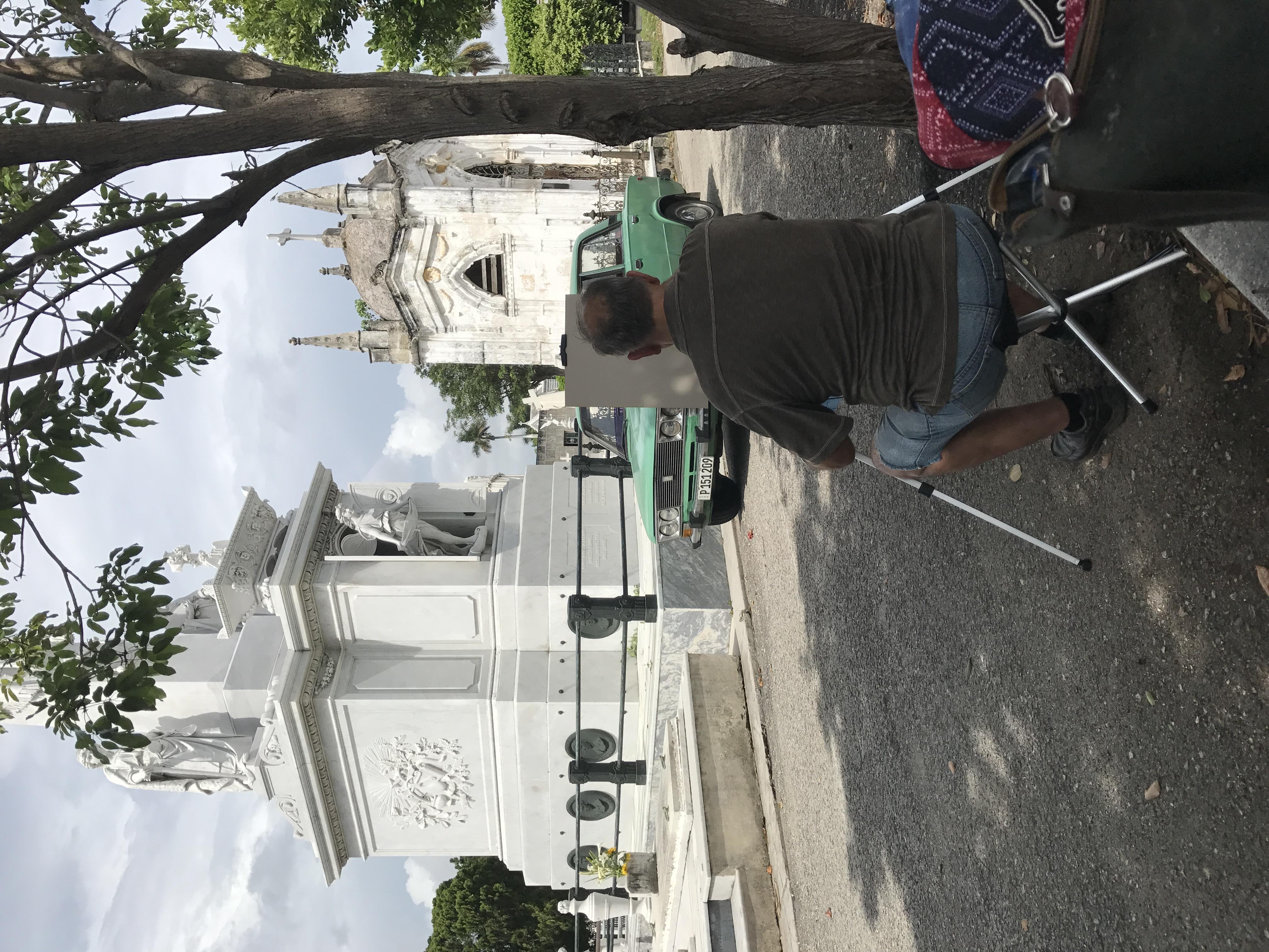 Cours à la Havane de cuba