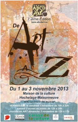 ABCD'art 2013