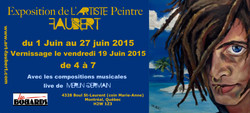 Exposition Solo, Bobards