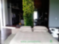 Jardín Vertical, Muro Verde, Paisajismo Urbano, Fachada Vegetal, Ecoyaab