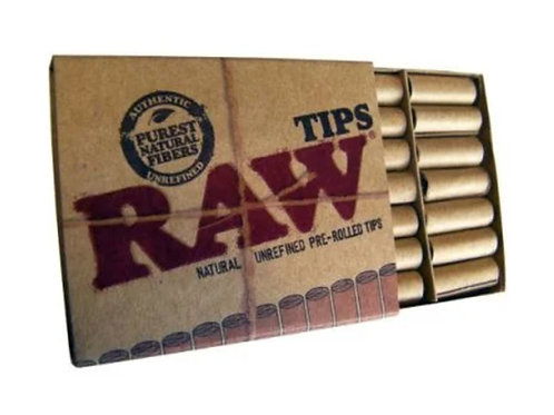 Pre rolled tips