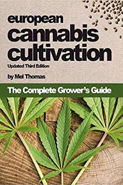 Cannabis Cultivation book