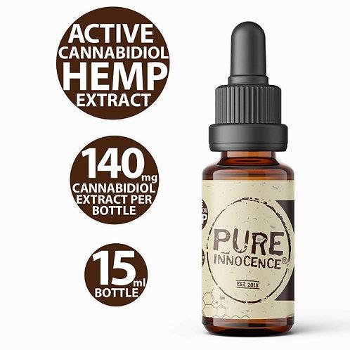 140mg Pure Innocence oil