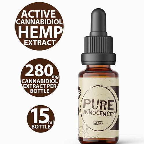 280mg Pure innocence oil