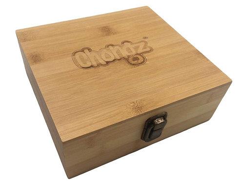 Chongz Large Bamboo Rolling Box