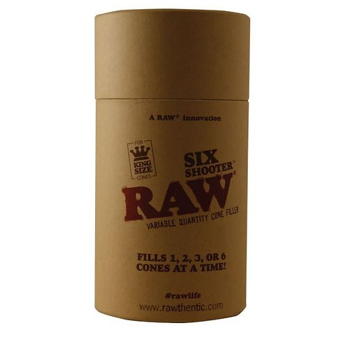 Raw 6 shooter