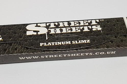 Street Sheets Platinum Slimz