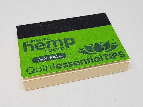 Quintessential organic hemp tips