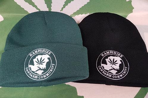 Hampshirecanna beanie hat