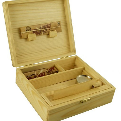Rolling Supreme Wooden Rolling Box T3