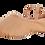 Thumbnail: Soft ballet shoes 古典舞芭蕾舞软底猫爪鞋