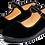 Thumbnail: Black Cloth Shoes 民族舞黑布鞋