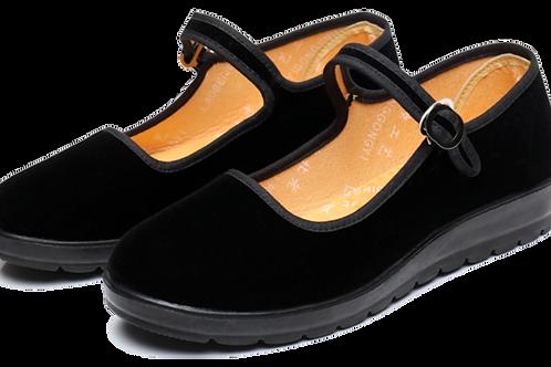 Black Cloth Shoes 民族舞黑布鞋