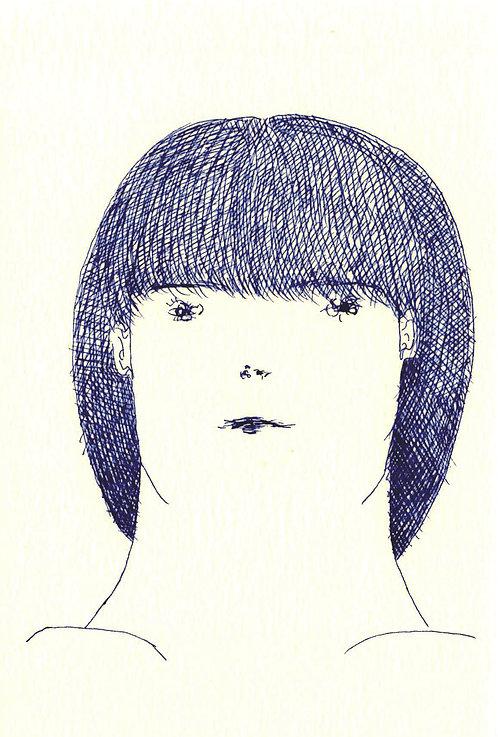波能 かなみ / Girl_03