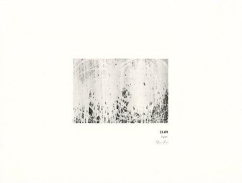 今井 恵 / almost a month, 23. APR 2 pm