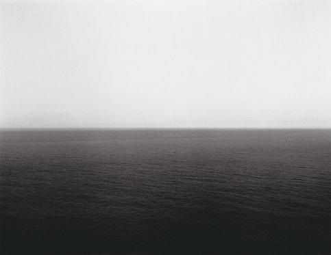 杉本博司 / Time Exposed ATLANTIC OCEAN NEW FOUNDLAND 1982