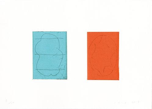 山﨑 慧 / 2枚の葉