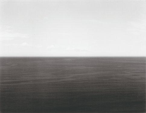 杉本博司 / Time Exposed SOUTH PACIFIC OCEAN MARAENUI 1990