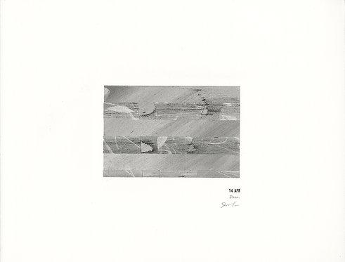 今井 恵 / almost a month, 14. APR 8 am