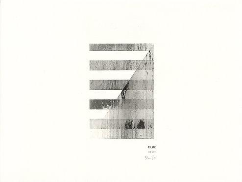 今井 恵 / almost a month, 13. APR 10 am