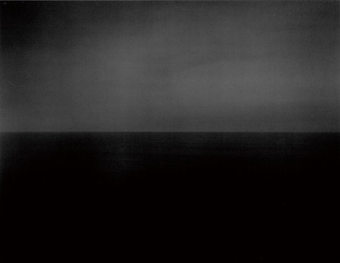 杉本博司 / Time Exposed TYRRHENIAN SEA AMALFI 1990