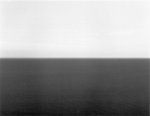 杉本博司 / Time Exposed MARMARA SEA SILIVLI 1991