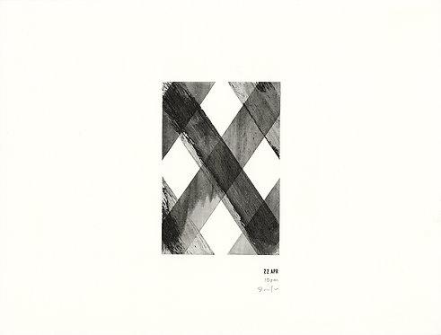 今井 恵 / almost a month, 22. APR 10 pm