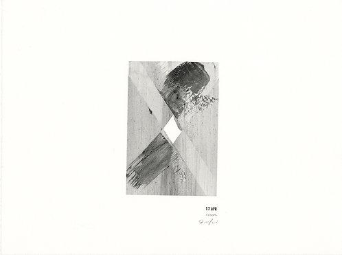 今井 恵 / almost a month, 17. APR 11 am