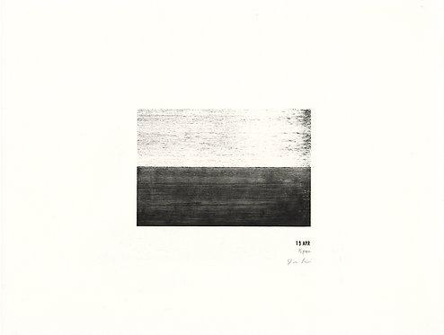 今井 恵 / almost a month, 19. APR 5 pm