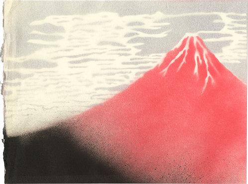 Sign A / Red Fuji