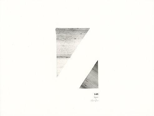 今井 恵 / almost a month, 9. APR 4 pm