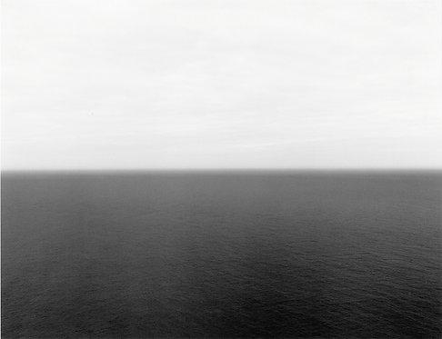 杉本博司 / Time Exposed  IRISH SEA ISLE OF MAN 1990