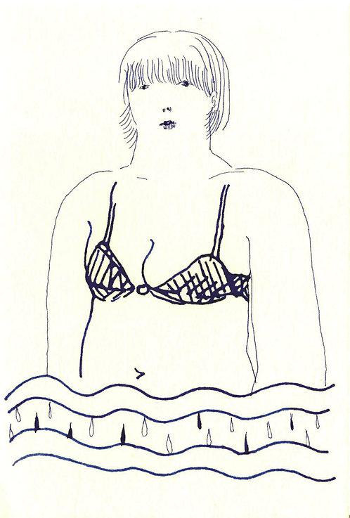波能 かなみ / Swimwear