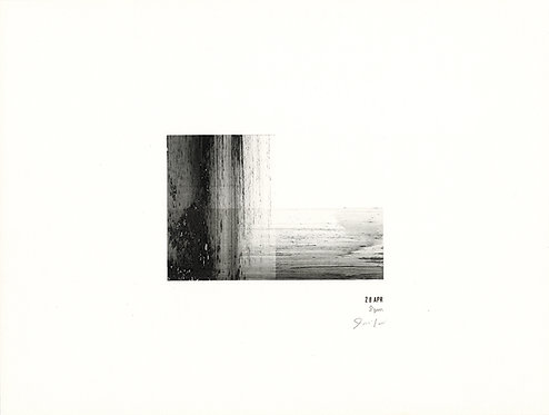 今井 恵 / almost a month, 28. APR 8 pm