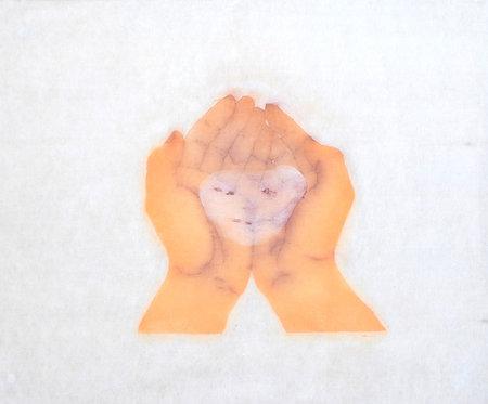 波能 かなみ / Wash my hands
