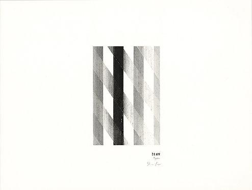 今井 恵 / almost a month, 20. APR 9 pm