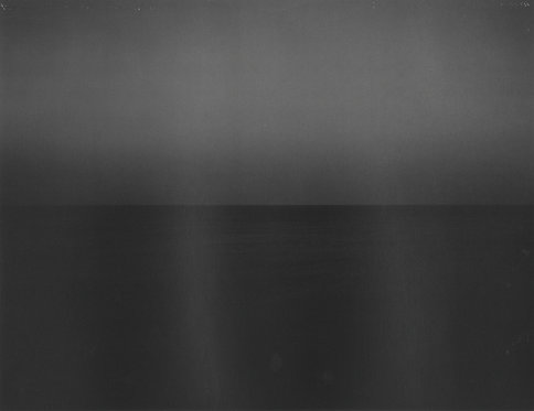 杉本博司 / Time Exposed SOUTH PACIFIC OCEAN TEARAI 1991