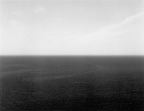 杉本博司 / Time Exposed BLACK SEA OAKBAYIR 1991